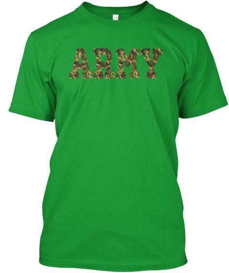 Vintage Army T-Shirt DAN