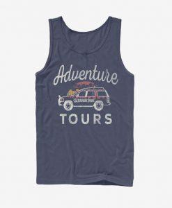 Adventure Car Tours Tank Top DV01