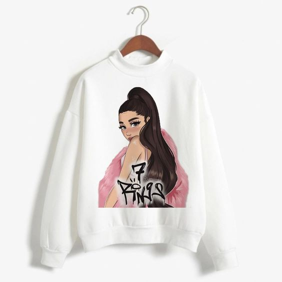 Ariana Grande Sweatshirt EM01