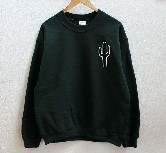Cactus Sweatshirts EM01