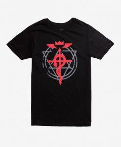 Fullmetal Alchemist Brotherhood Flamel T-Shirt DV01