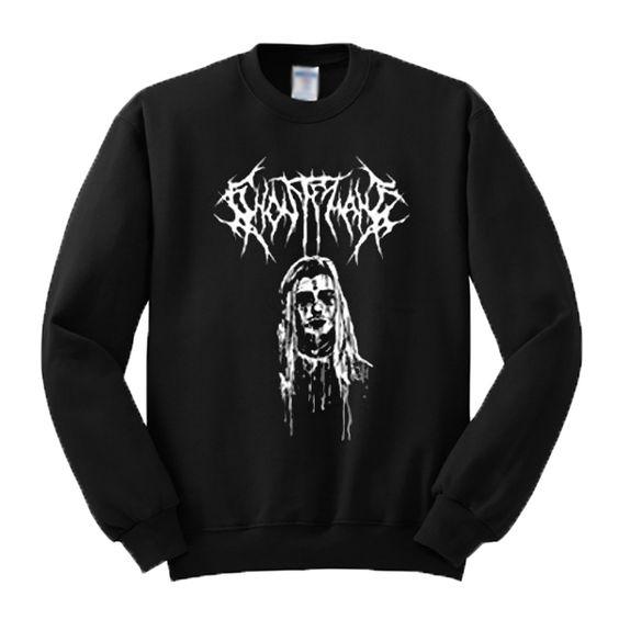 Ghostemane Graphic Sweatshirt DV01