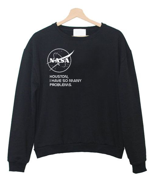 NASA Houston Sweatshirt DV01