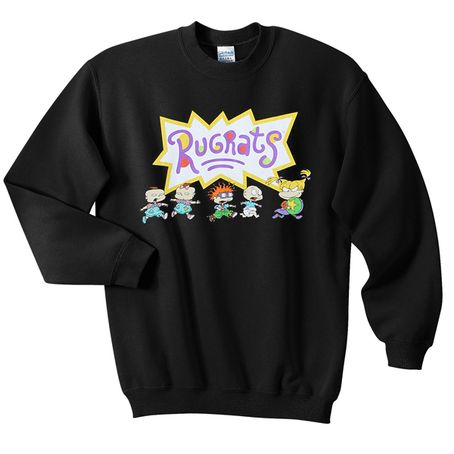 Rugrat Graphic Sweatshirt DV01