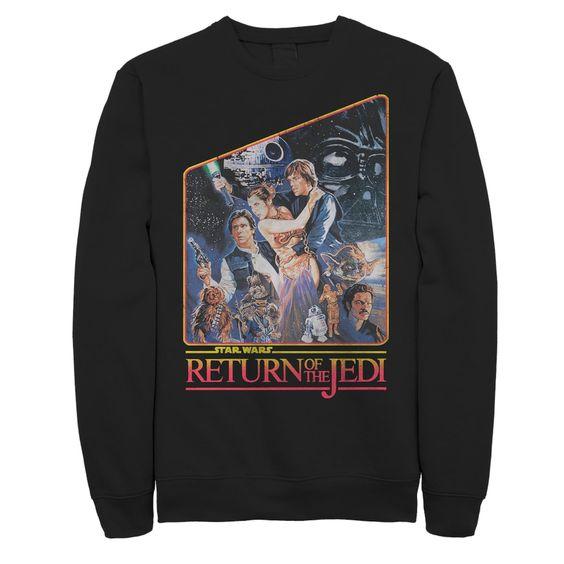 Star Wars Return of the Jedi Sweatshirt DV01
