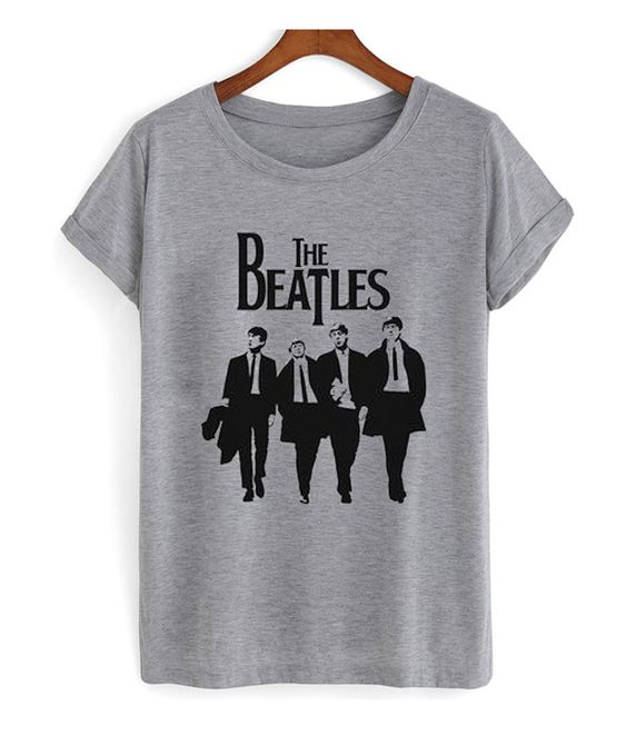 The Beatles men' S T-Shirt DAN