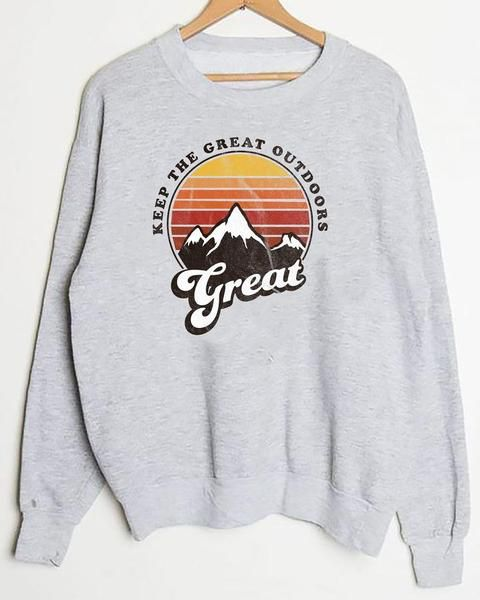 The great outdoors great Sweatshirt DV01