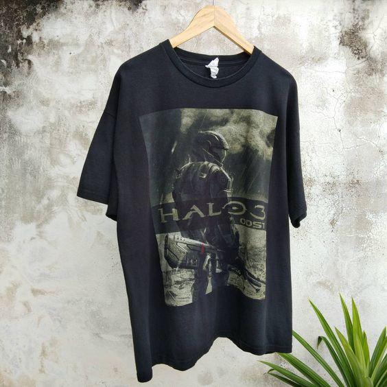 00'S HALO3 T-Shirt EM