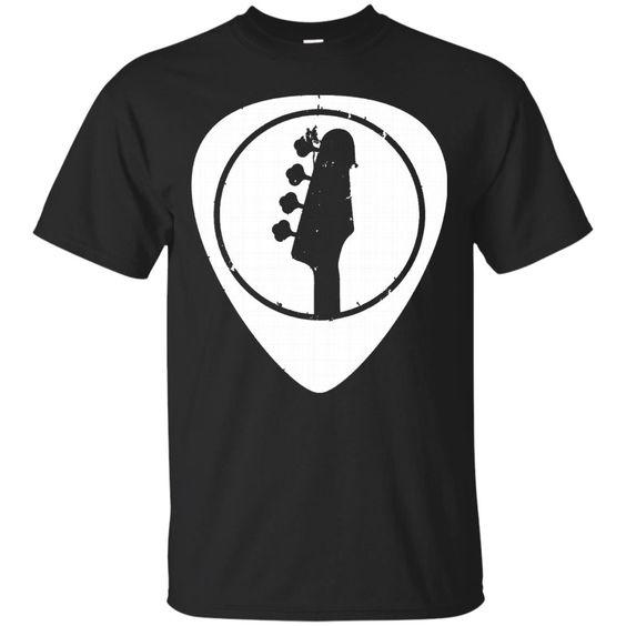 4 String Bass Guitar T-Shirt VL01