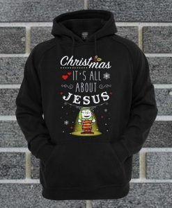 All About Jesus Hoodie AZ