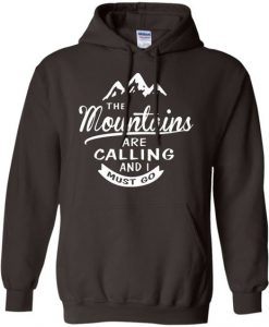 Amaziene The Mountains Are Calling And I Must Go Hodie AZ01