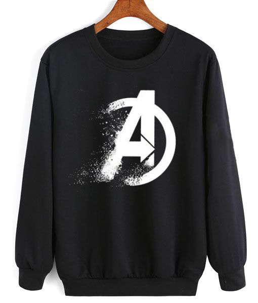 Avengers Endgame Logo Sweatshirt DAN