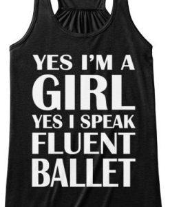 Ballet Tank Top DAN