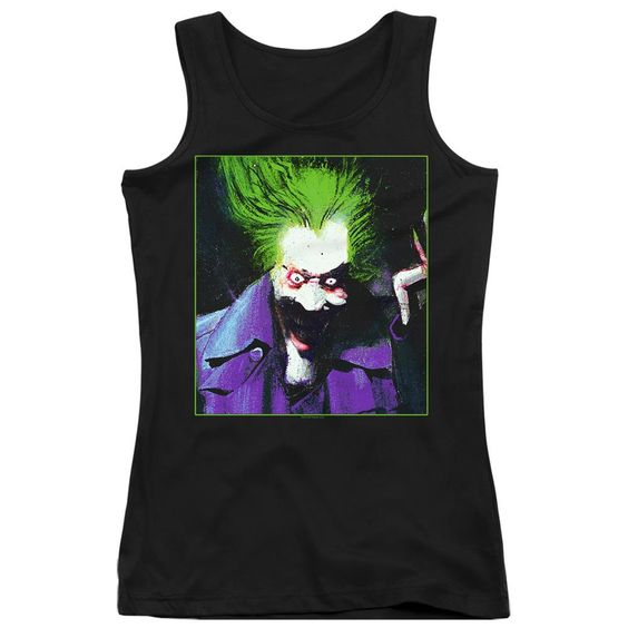 Batman Arkham Asylum Tank top AV01