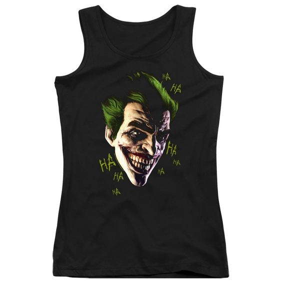 Batman Arkham Origins Juniors Tank Top AV01