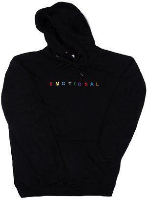 Black Emotional Hoodie DAN