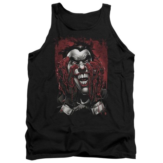 Blood In Hands Adult Tank top AV01