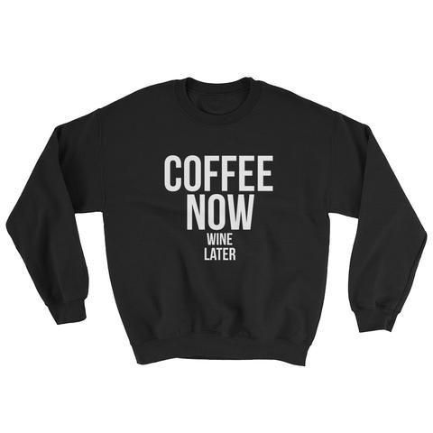 COFFEE NOW Hoodie DAN