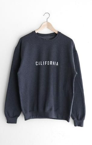 California Sweatshirt DAN