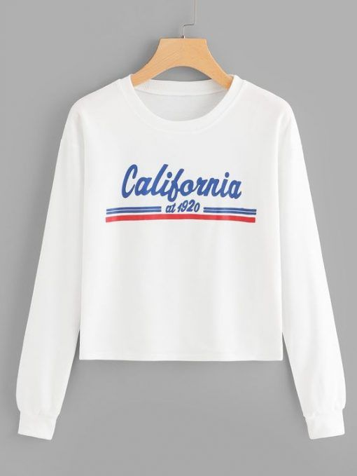 California Sweatshirt EM29