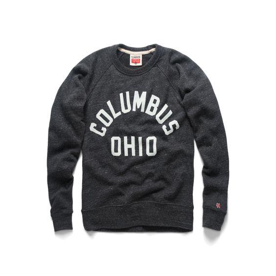 Columbus Ohio Sweatshirt DAN