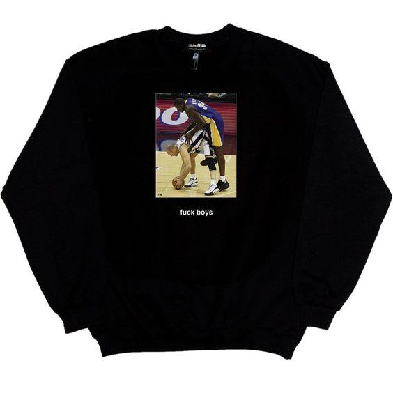 Fuck Boys Sweatshirt EL01