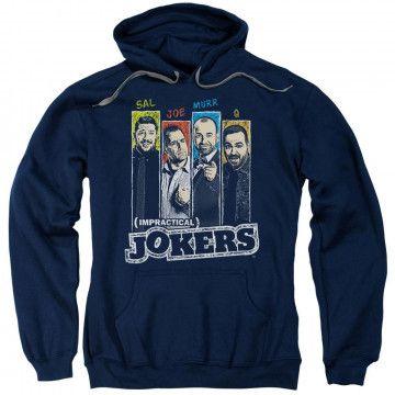 Impractical Jokers Hoodie AV01