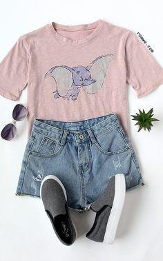 LOOKS DISNEY T- shirt ER01