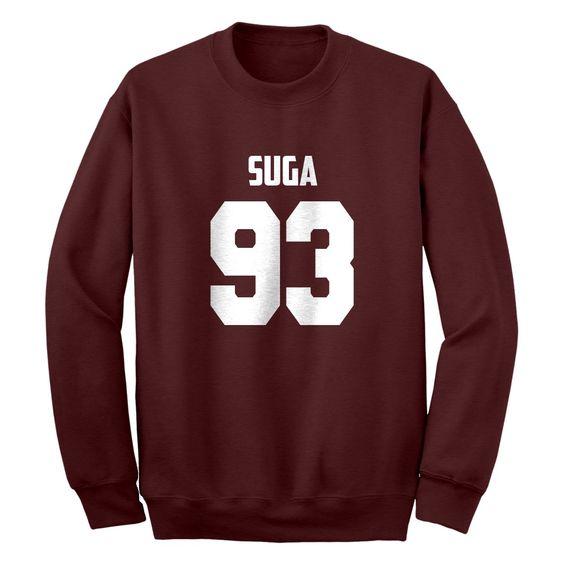 Suga 93 Sweatshirt DAN