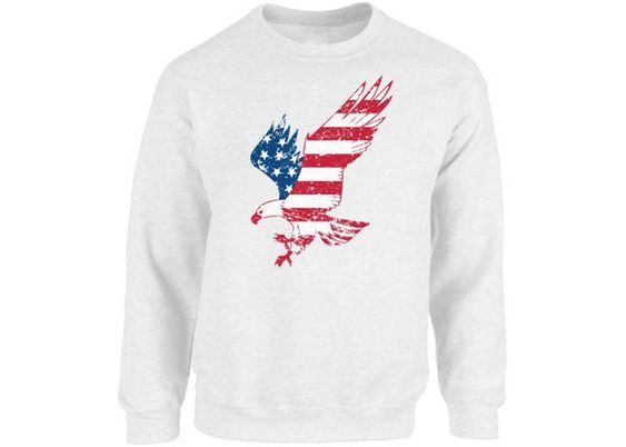 USA Eagle Sweatshirt DAN