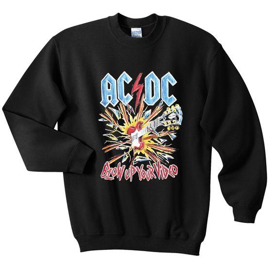 ACDC Sweatshirt N22EM