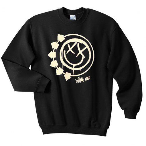 Blink-182 sweatshirt SR21N