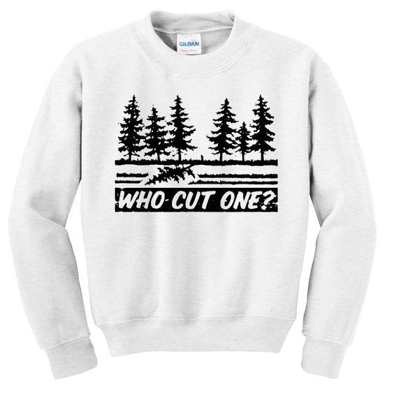 Who Cut One Sweatshirt N22EM