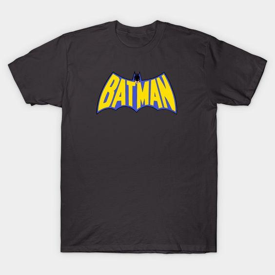 1970 Batman Tshirt FD23D