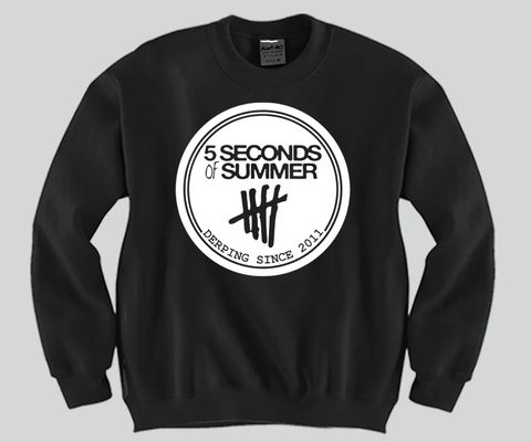 5 Second Of Summer Sweatshirt D2VL