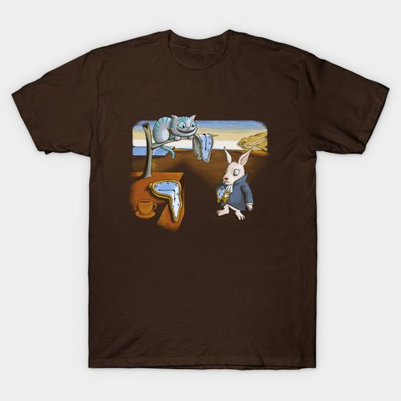 A Matter of Time T-Shirt LN27D