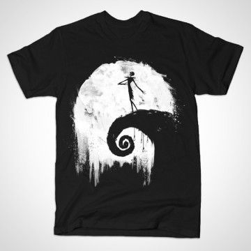 All Hallows Eve Tee Shirts FD3D