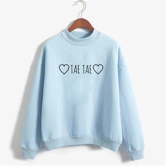 BTS Tae Tae Sweatshirt AZ9D