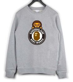 Bathing Ape Busy Sweatshirt EL5D