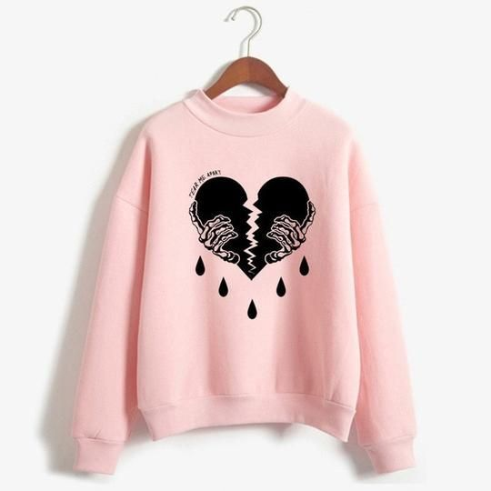 Broken Heart Sweatshirt AZ3D