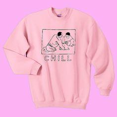 Chill Pewdiepie Sweatshirt EL5D