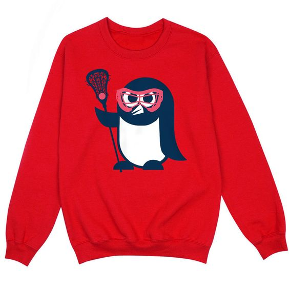 Chillax Penguin Sweatshirt FD3D