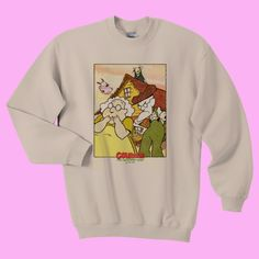 Courage Sweatshirt EL5D