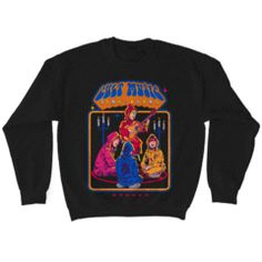 Cult Music Sweatshirt EL5D