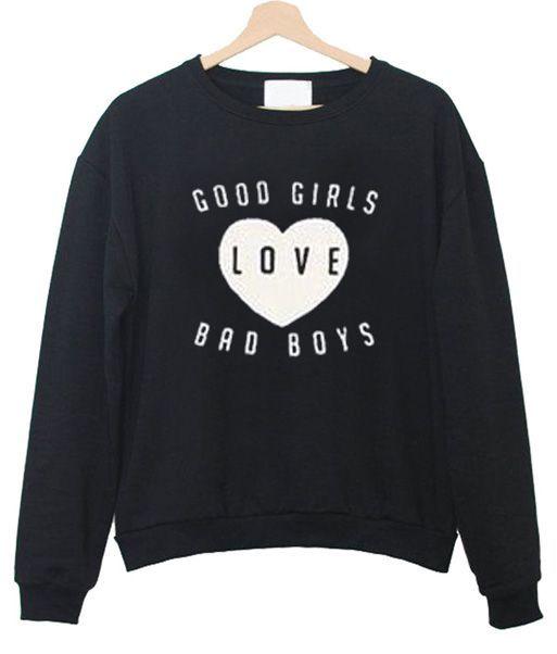 Good Grils Love Sweatshirt AZ3D