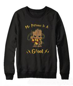 Groot My Patronus Sweatshirt EL5D
