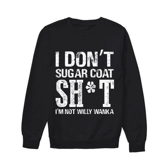 Suga Coat Funy Sweatshirt D2VL