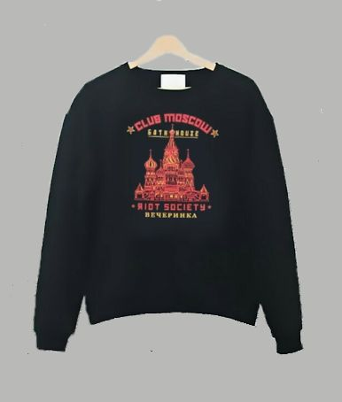 club Moskow Sweatshirt EL5D