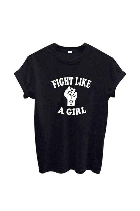 10 Feminist T-Shirts AF4M0