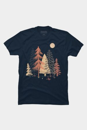 A Spot in the Wood Tshirt FD22J0